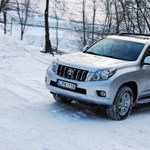 Toyota Land Cruiser Prado teszt: luxusterepes