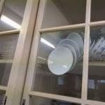 Feladta a leckét a világhálónak egy tányérjaiért aggódó háziasszony – fotó