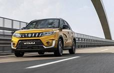 Itt a hibrid Suzuki Vitara: 5 millió forinton nyit az esztergomi újdonság
