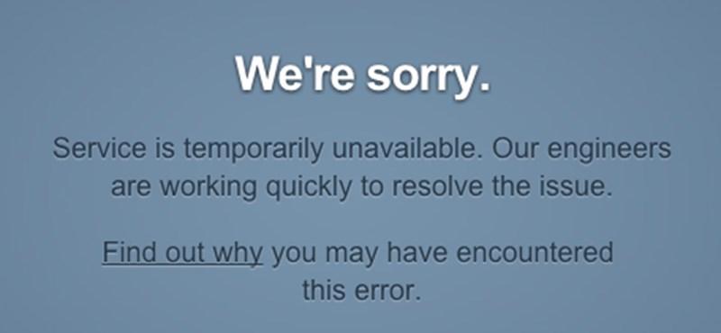 Leállt a Tumblr