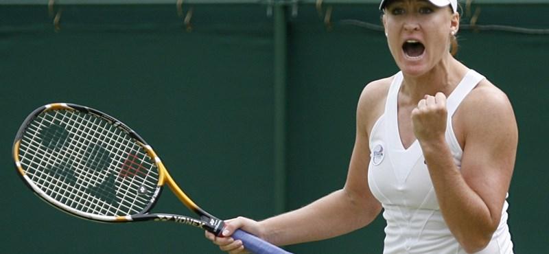 Meghalt Bally, a britek teniszező sztárja
