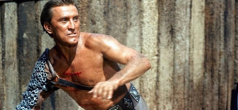 Kirk Douglas: a legenda, aki véget vetett a hollywoodi feketelistáknak