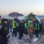 Felszállás után nem sokkal visszazuhant egy repülőgép Kazahsztánban