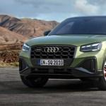 Méregzsák: megérkezett a 300 lóerős új Audi SQ2