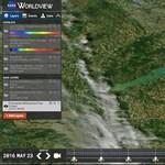 Csinált egy látványos oldalt a NASA, ahol megnézheti, hogyan változott a környezete az elmúlt 18 évben