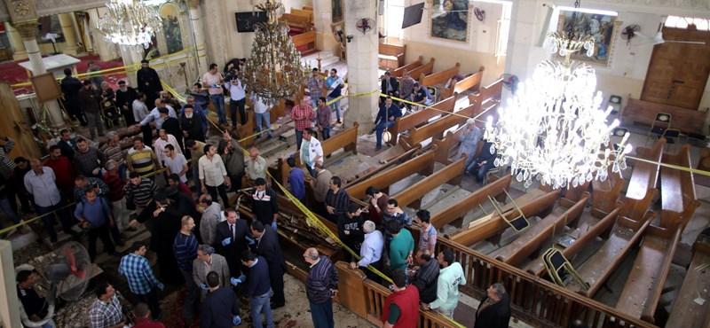 Megnyílt Egyiptom legnagyobb kopt katedrálisa