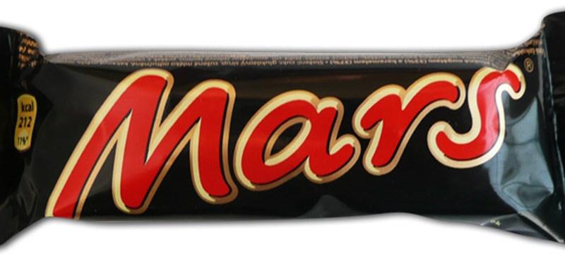 Gigantikus mennyiségű Mars csokit hív vissza a gyártó