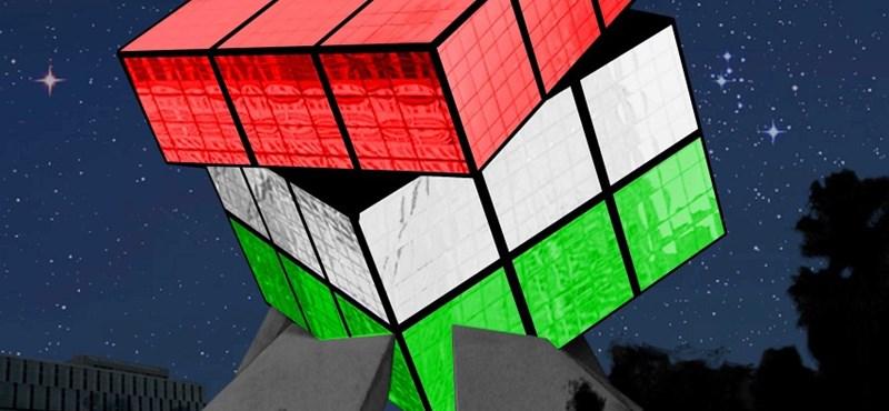 """""""A nagymamák is kockát horgolnak"""" - az USA-ban nyit a Rubik-kiállítás"""