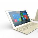 Vékonyabb és könnyebb: itt a Toshiba válasza a Surface Pro 4-re