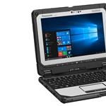 Ha ön feltölti, utána 17 órán át bírja szuflával a Panasonic új laptopja
