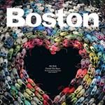 Fotó: különleges címlappal emlékezik a Boston Magazin