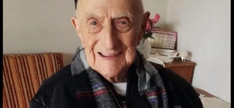 Meghalt a világ legöregebb férfija