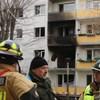 Lakóház robbant fel Németországban, sok a sérült