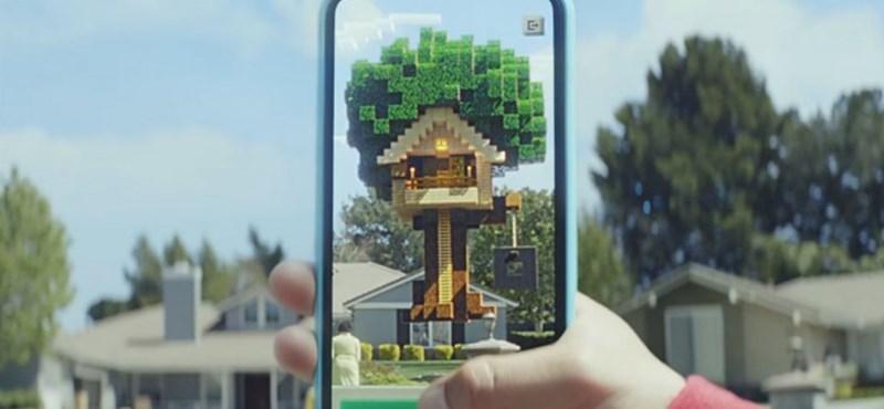 Egészen döbbenetes Minecraft jön, a valóságban is lehet majd építkezni