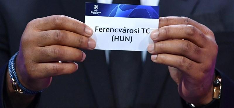 Juventus, Barcelona, Dinamo - A Ferencváros kemény csoportba került a Bajnokok Ligájában