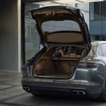 Puttonyos Porsche: elstartolt a kombi Panamera gyártása
