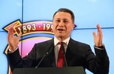Menedékjogot kért Magyarországon a volt macedón miniszterelnök