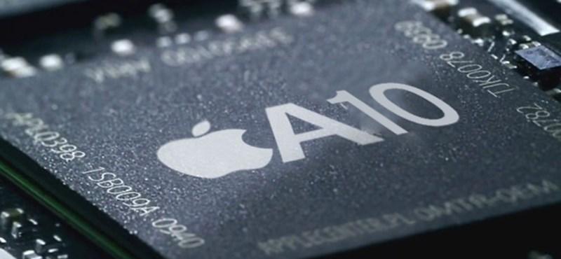 Kíváncsi, milyen erős lesz az iPhone 7 processzora? Itt vannak az első tesztek