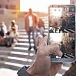 A telefon, amin minden elfér: különleges képarány az LG új húzása