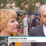Lemondott a floridai strandon meztelenkedő magyar konzul