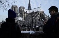 A könyvkiadók aratnak a Notre-Dame tragédiájából