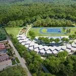 Hatalmas, sci-fibe illő iskola épül Debrecenben