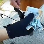 Filmbe illő módon csaptak le az unokázós csalókra Baranyában – videó