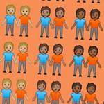 Gendersemleges emojikat vezet be a Google