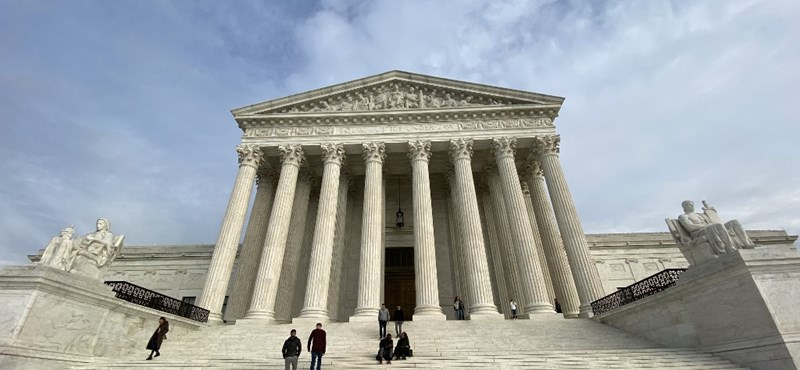 Despite the Republican majority, Trump's legacy is not preserved in the U.S. Supreme Court