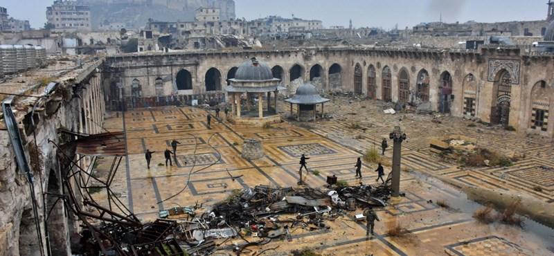 Nem tudja az ENSZ, ki bombázta le a segélykonvoját – pedig csupán háromesélyes a kérdés