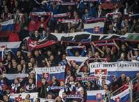 Szlovákiát is megbüntette az Európai Labdarúgó-szövetség