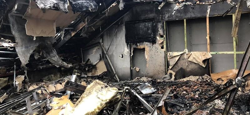 Az ÁSZ sajnálja, hogy megsemmisült a tűzben a DK könyvelése, de azért várja a dokumentumokat