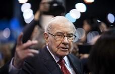 Luxusbútorokon kaszált óriásit Warren Buffet