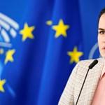 Hiába kérte Cihanouszkaja, az uniós külügyminiszterek nem szabtak ki szankciókat a Lukasenka-rezsim ellen