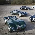 Külön oldtimer részleget nyit a Jaguar és a Land Rover