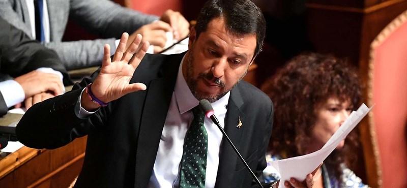 Matteo Salvini keveri a kártyákat Rómában, de senki nem követné a stratégiáját