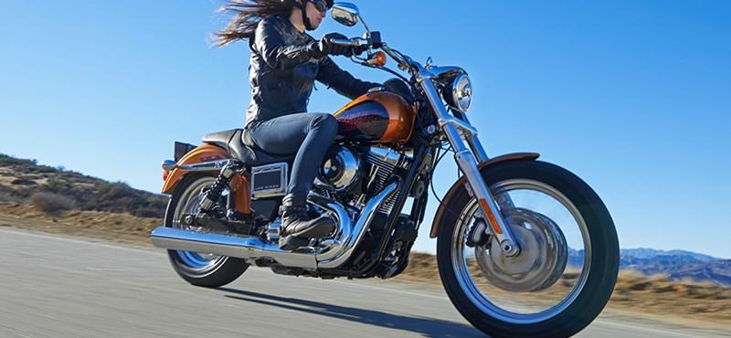 Most akkor ez rossz? Elektromos motort fejleszt a Harley-Davidson