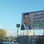 Újabb Jobbik-plakátok lepik el az országot