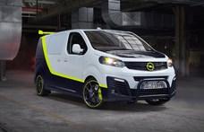 Milyen lenne, ha inkább ilyen kisbusszal járnának a villanyszerelők?