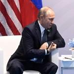 Amerikai szemfényvesztés a Putyin-lista