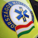 Nol: másfél órát várt mentőre az M0-son agyvérzést, infarktust kapott nő