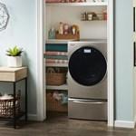 A Whirlpool idén újít: akár az órájával is indíthatja majd otthon a mosógépét