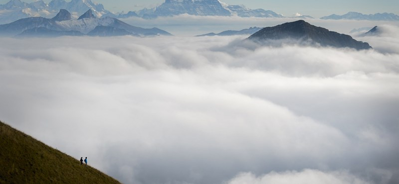 Megmérik az Alpok pulzusát, 600 szenzort vetnek be