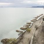 12,3 milliárdért emelkedik 10 centit a Balaton vízszintje