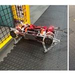 A Google csinált egy algoritmust, ami megtanítja járni a robotokat