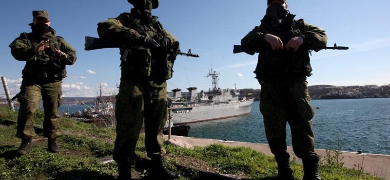 Elszakadna Ukrajnától a Krím, Oroszország nem hátrál – percről percre