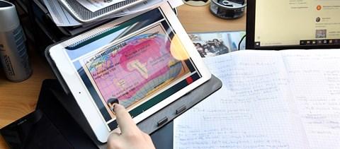 Szomorú számok: van ahol csak a diákok kétharmada tudott bekapcsolódni a digitális oktatásba
