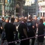 Fotók: Gyülekeznek a magyar ultrák