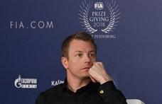 Kimi Räikkönen egy ajándék, amit nem lehet megunni