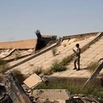 Lerombolták Szaddám Huszein sírját – fotók